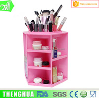 Makeup container case plastic cosmetic organizer special for tools