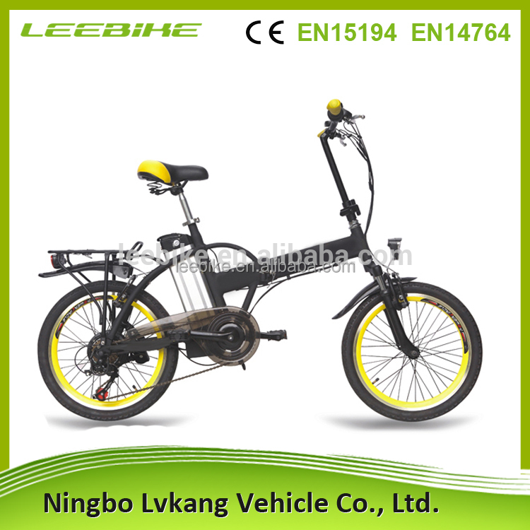 Foldable motor japanese used mountain bike electric bicycle 250w