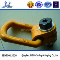 Hardware Rigging heavy duty yellow color screw metric thread lifting point