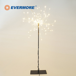 EVERMORE Christmas Decorative Flower Blossom lights Tree Decor Decoration Led Light Branches