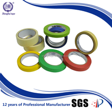 Germany Market For Masking Car Brown Color High Temperature Tape