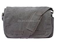 Wholesale canvas messenger cross body shoulder bag