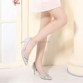 low heel shoes newest designs PC3910