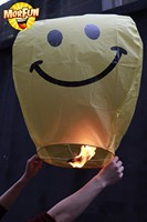 Best Selling buy party stuff online yellow chinese lanterns chinese flying sky paper lanterns
