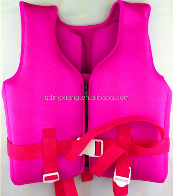 SOLAS Customized swimming life jacket for children