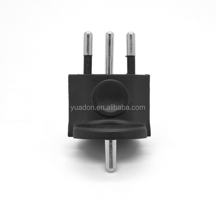 Wholesale schuko to swiss plug adapter euro to swiss adapter plug with CE&Rohs