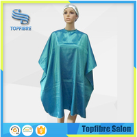 With Brand Name AAA Grade Superhero Barber Hairdressing Cape