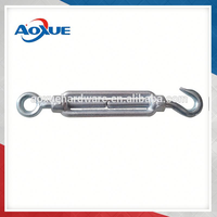 Galv Malleable Din1480 Hook And Eye