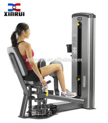 Gym exercise machine thigh abduction and adduction fitness equipments