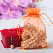 Organza Jewelry Pouches Wholesale,Cheap Decorated Organza Pouch