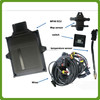 LPG/CNG ECU for auto part/ auto kits Sequential ECU for vehicles