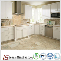 Cheap White Finished Kitchen Cabinet Paint
