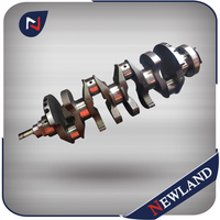 Custom Cast or Forged Crankshaft for Nissan Atlas FD46 Crankshaft