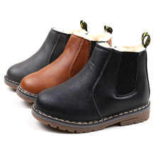 Hot fashion children winter snow boots new warm kids winter boots outsole for baby boot