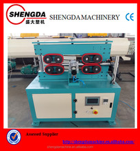 platic single wall corrugated pipe machine