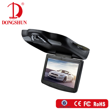 best selling 11.6 inch car head up display roof mounted dvd player with USB SD FM