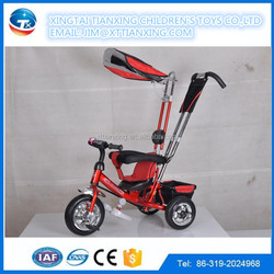 2016 new model CE/EN71 3-1 baby trikes /kids tricycle/children trikes with Inflatable wheel