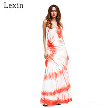 New Fashion Formal Clothes Printing Women Ladies Dress