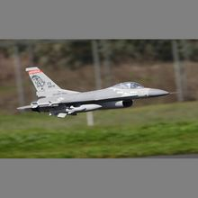Easy to fly RTF Kit f-16 model plane