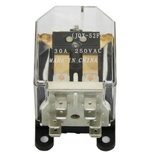 WJ176 30A 40A 12VDC JQX-52F relay switch