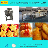 Small Capacity Patty Burger Making Machine; Production Line for Burger