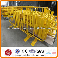 alibaba Hot-dipped galvanized/powder coated foldable fence