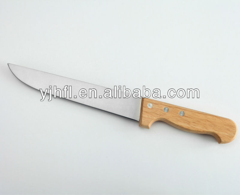 Latest Power tool chef knife wood handle