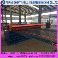 rebar mesh welded machine