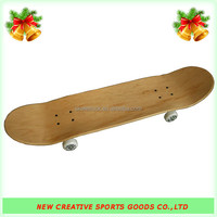 "7 Layer 100% Canadian Maple 7.87"" Complete Skateboard"