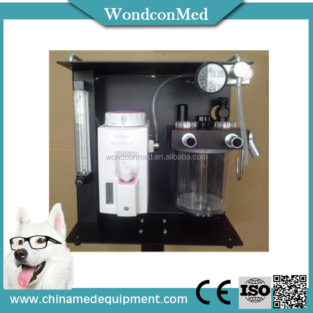 Touch Screen Anesthesia Apparatus CE/ISO Approved Machine