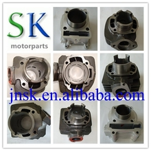 Sales Motorcycle Cylinder Head Made in China Engine Parts for Honda