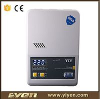 China supplier wall mount type 1kva LED automatic voltage regulator electric generator