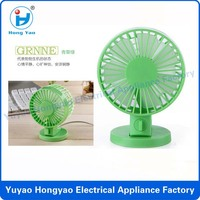 HY-8016 DUAL MOTOR/STRONG WIND MINI FAN