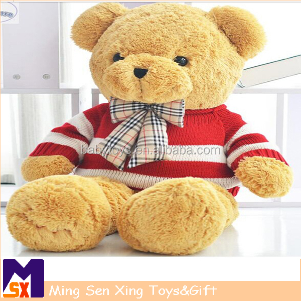 2016 Peluches Plush Soft Teddy Bears for Gifts
