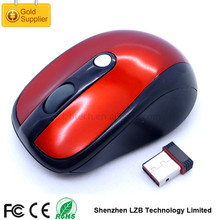 New 2.4g Receiver Driver Wireless USB PC Mouse
