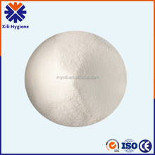 Raw material SAP super absorbent polymer for diaper