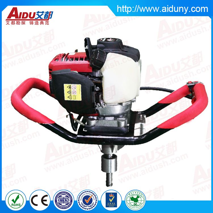 Alibaba multi-channel hard rock concrete core drill machine