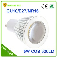 High power dimmable GU10 5w wooden garden house from poland