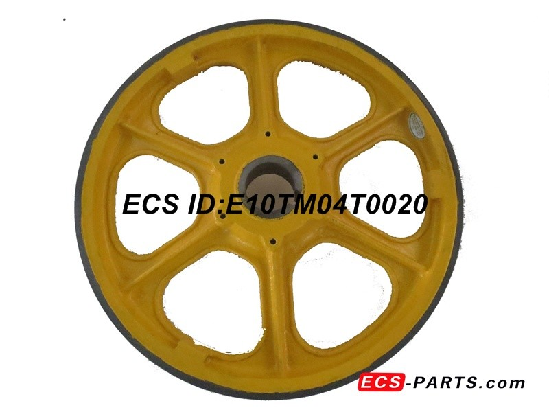 Traction Sheave of 18ATF 750*13*4MM