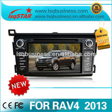 LSQSTAR Car dvd player for toyota RAV4 2013 with gps navi , 3g USB connection,BT phonebook, SWC ,Great fuctions.
