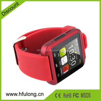 Top Selling U8 Bluetooth Wrist Smart Watch Waterproof Phone Mate For Android IOS Samsung
