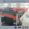 Decking Roll Forming Machine Quality Metal