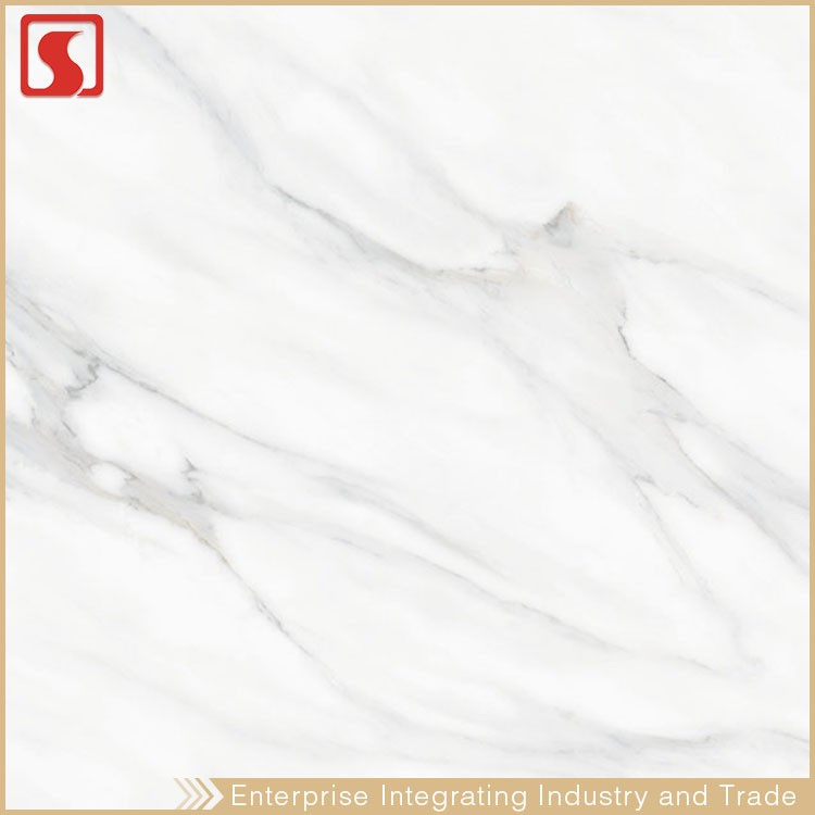 Wholesale 600X600Mm Interior Polish White Homogenous Tile For Floor