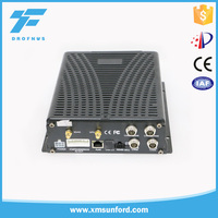 Auto Record wifi hard disk 3G 4G 8ch hard drive mobile dvr