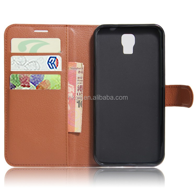 2017 Hot New Products Wallet Filp Leather Cover For UMi Rome For UMi Rome X