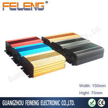 led aluminum profile extruded electronic pcb heatsink enclosures die cast box
