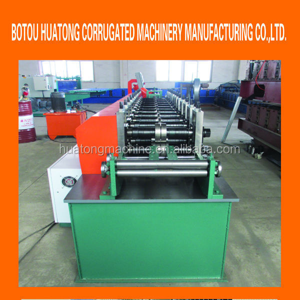 roll forming machine for ud cd uw cw profiles
