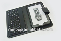 PU Leather Bluetooth Keyboard Case Cover with Stand for Samsung Galaxy Tab 3 7.0 P3200