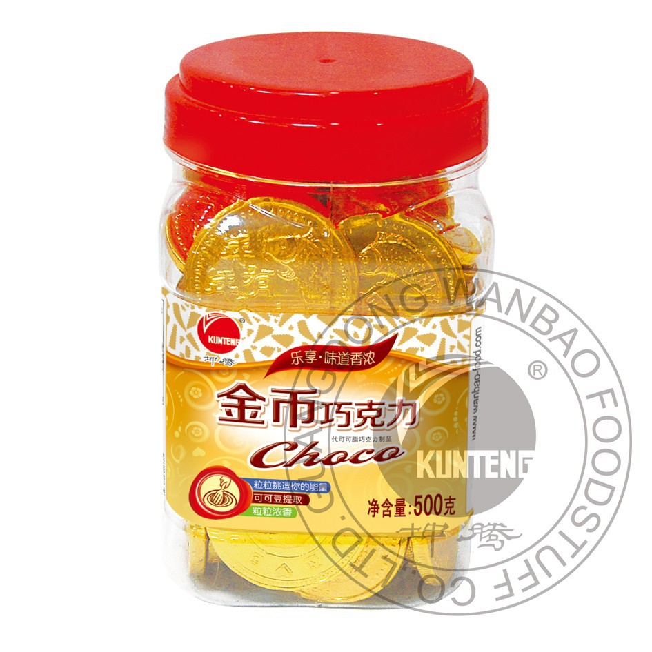 Big Size Gold Coin Chocolate - Buy Gold Coin Chocolate,Coin ...