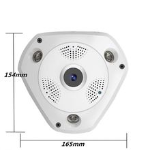 360 Degree VR Camera with Dual Special Lens Panoramic Wi-Fi Digital Video Camera for Facebook YouTube and Google Maps
